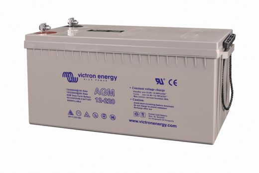 VICTRON ENERGY AGM DEEP CYCLE 12V 220AH